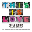SUPER JUNIOR The 7th Album Special Edition 'THIS IS LOVE'