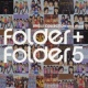 Folder I WANT YOU BACK(japanese ver.)
