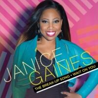 Janice Gaines Wait On You [Instrumental]