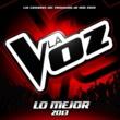 Various Artists Lo Mejor De La Voz [2013]