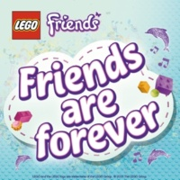 LEGO Friends Friends Are Forever