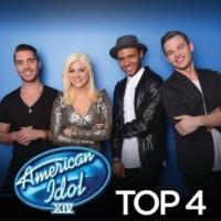 Nick Fradiani Because The Night [American Idol Top 4 Season 14]