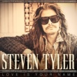 Steven Tyler Love Is Your Name
