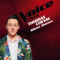 Thomas Cheval Allons Danser [The Voice Of Italy]