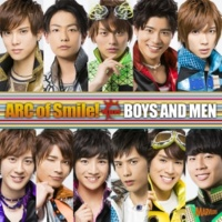 BOYS AND MEN ARC of Smile!(instrumental)