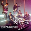 MYNAME MYNAME 4TH SINGLE ALBUM