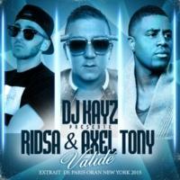 DJ Kayz Validé (feat. Ridsa & Axel Tony)