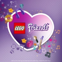 LEGO Friends Ranch Romance
