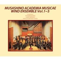 武蔵野音楽大学ウィンドアンサンブル 管楽器と打楽器のための交響曲第2番 第2楽章 エレヴァート
