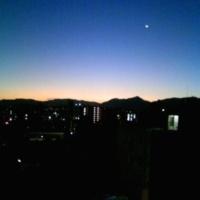 松井 美樹 夜空