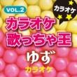 カラオケ歌っちゃ王 カラオケ歌っちゃ王 ゆず カラオケ VOL.2