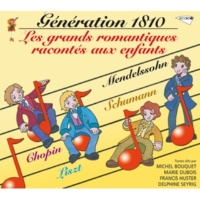 Delphine Seyrig/Monique Martial/Michel Derain/Francis Huster Chopin a la conquête de l'Europe
