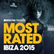 Various Artists Defected Presents Most Rated Ibiza 2015