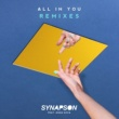 Synapson All In You (feat. Anna Kova) [Remixes]