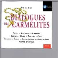 Pierre Dervaux - Orchestre National de l'Opéra de Paris Dialogues des Carmélites - Acte III - Quatrième tableau : Place de la Révolution : Prélude