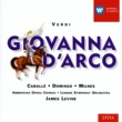 Placido Domingo/James Levine/José Carreras/Sherrill Milnes Verdi: Giovanna D'arco