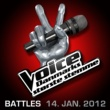 Various Artists Voice - Battles 14. Jan. 2012 [Danmarks Storste Stemme fra TV2]