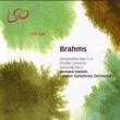 ロンドン交響楽団、ベルナルト・ハイティンク指揮 ブラームス:『交響曲第1~4番』『悲劇的序曲』『ヴァイオリンとチェロのための二重協奏曲』『セレナード第2番イ長調 作品16』
