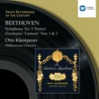 Otto Klemperer Beethoven : Symphony No.3 'Eroica' - Overtures: 'Leonore' Nos.1 & 2