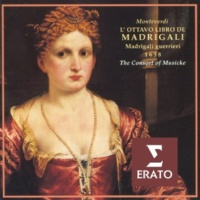 The Consort of Musicke/Anthony Rooley Madrigals, Book 8 (Madrigali guerrieri et amorosi...libro ottavo), Madrigali guerrieri: Ardo, ardo, avvampo