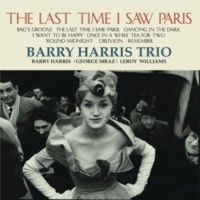 Barry Harris Trio Tea for Two