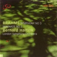 ロンドン交響楽団、ベルナルト・ハイティンク指揮 セレナード第2番イ長調 作品16、 第3楽章 Adagio non troppo
