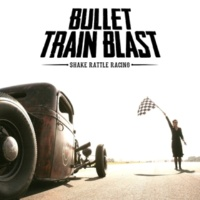 Bullet Train Blast Standing In The Darkness