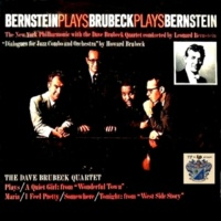 Leonard Bernstein with The Dave Brubeck Quartet and the New York Philharmonic Dialoques for Jazz Combo and Orchestra - Andante - Ballad
