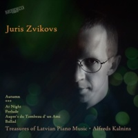 Juris Zvikovs *** (From The Small Cycle Three Sketches)