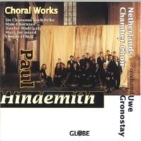 Netherlands Chamber Choir Six Chansons nach Rilke: V. En hiver