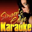 Singer's Edge Karaoke No Time for Tears (Originally Performed by the Enemy) [Karaoke Version]