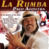 Paco Aguilera Tatuaje