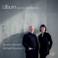 Michael Houston&Justine Cormack Sonata for violin and piano