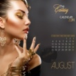 Various Artists The Ecstasy Calendar 2014: August (Downbeat)