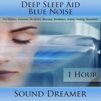 Sound Dreamer Blue Noise (Deep Sleep Aid) [For Tinnitus, Insomnia, De-Stress, Massage, Meditation, Holistic Healing, Relaxation] [1 Hour]