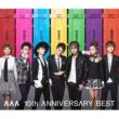 AAA AAA 10th ANNIVERSARY BEST<Original AL>