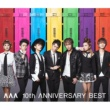 AAA AAA 10th ANNIVERSARY BEST<Original AL>