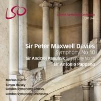 """London Symphony Orchestra&Sir Antonio Pappano Symphony No. 10, """"Alla ricerca di Borromini"""": III: Presto"""