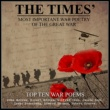 The War Poetry Society In Flanders Fields