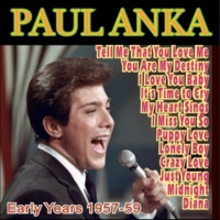 Paul Anka Just Young