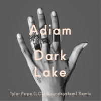 Adiam Dark Lake [Tyler Pope Remix / LCD Soundsystem]