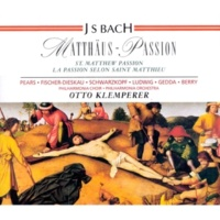 "Otto Klemperer/Sir Peter Pears/Dietrich Fischer-Dieskau/Elisabeth Schwarzkopf/Christa Ludwig/Nicolai Gedda/Walter Berry/John Carol Case/Otakar Kraus/Helen Watts/Sir Geraint Evans/Wilfred Brown/Gareth  St. Matthew Passion, BWV 244, Pt. 1: No. 23, Aria ""Gerne will ich mich bequemen"" (Bass)"
