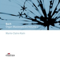 Marie-Claire Alain Bach, JS : Prelude & Fugue in D major BWV532 : II Fugue