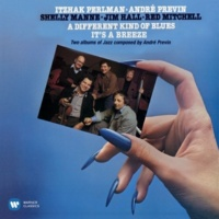 Itzhak Perlman/André Previn/Shelly Manne/Jim Hall/Red Mitchell It's About Time