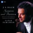 Itzhak Perlman Bach, JS: Complete Sonatas & Partitas