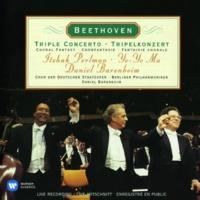 Chor der Deutschen Staatsoper/Berliner Philharmoniker/Daniel Barenboim Fantasy in C Minor, Op. 80, 'Choral Fantasia': II. Allegro molto