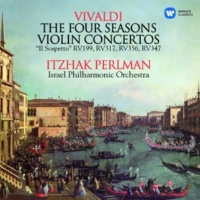 "Itzhak Perlman Le quattro stagioni (The Four Seasons), Violin Concerto in G Minor Op. 8, No. 2, RV 315, ""Summer"": III. Presto (Tempo impetuoso d""estate)"