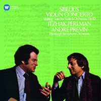 Itzhak Perlman/Pittsburgh Symphony Orchestra/André Previn Suite for Violin and Orchestra in A Minor, Op. 10: I. Presto