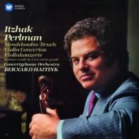 Itzhak Perlman Violin Concerto No. 1 in G Minor, Op. 26: I. Allegro moderato