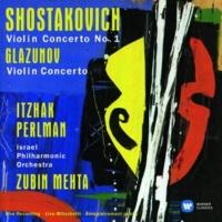 Itzhak Perlman Violin Concerto in A Minor, Op. 82: V. Cadenza -  (Live)